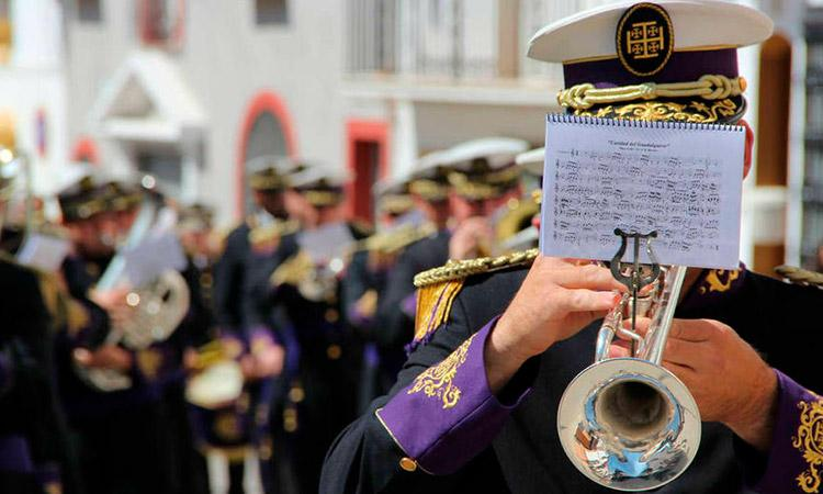 Banda procesiones