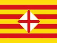 Barcelona bandera 200px