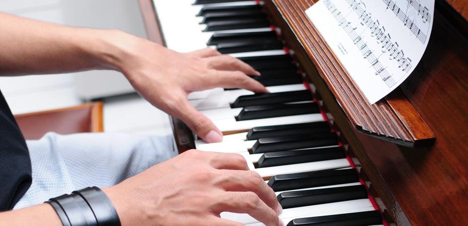 Como aprender piano