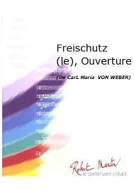 Der freischutz ouverture concert band