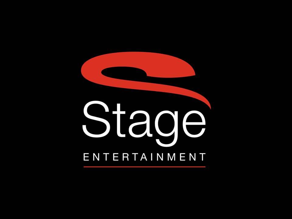Logo stage negro