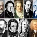 Los 10 grandes compositores musica clasica