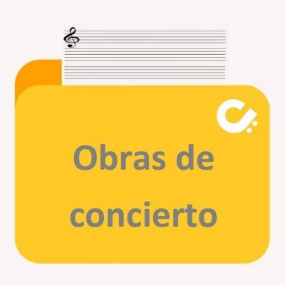 Obras concierto