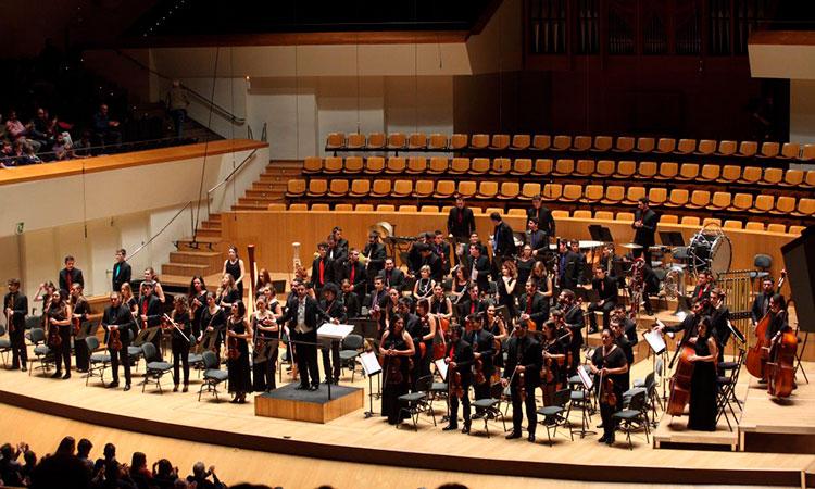 Orquesta filarmonica universidad de valencia