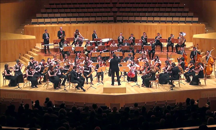 Orquesta reino aragon plazas 18