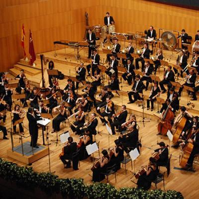 Orquesta sinfonica region de murcia