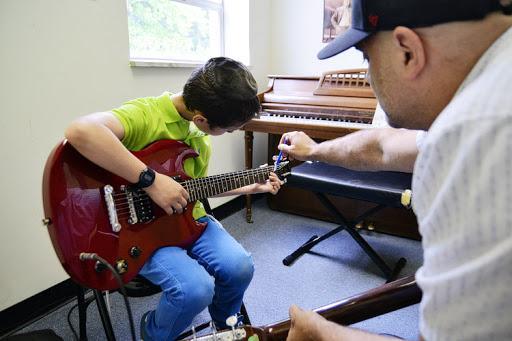 Profesor guitarra electrica