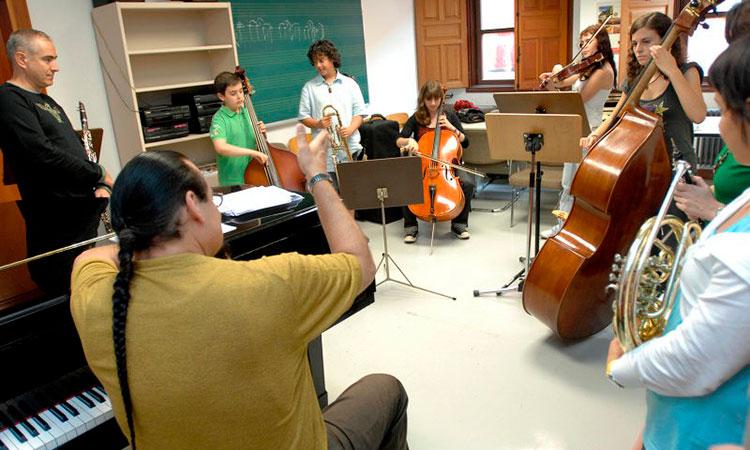 Profesor musica