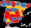 Provincias de espana en excel