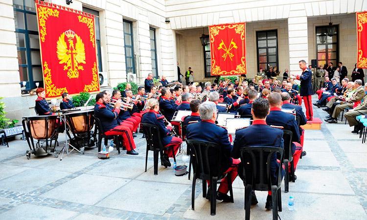 Unidad musica militar