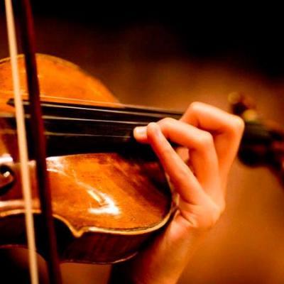 Violin plazas orquesta 1