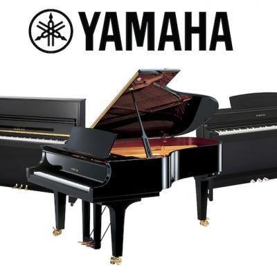 Yamaha 2 front